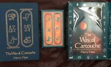 The Way of Cartouche:Book & Cards-Oracle of Ancient Egyptian Magic, Murry Hope,