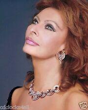 Sophia Loren / Sofia Villani Scicolone 8 x 10 GLOSSY Photo Picture IMAGE #2