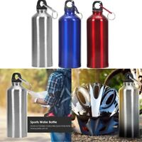 400-700ML Water Drinking Bottle Cup Stainless Steel Sports Cycle Travel Outdoor