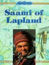 The Saami of Lapland (Threatened Cultures)-ExLibrary