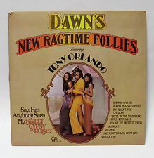 1973 Dawn's New Ragtime Follies Featuring Tony Orlando - Bell 1130 Stereo LP