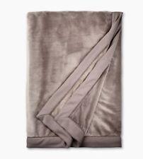 Ugg Australia Home Duffield Throw Blanket Stormy Grey 50 X 70 Tag Soft