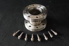 "MDC 4.5"" Conflat Vacuum Chamber High Vacuum Flange Length Adapter 3.25"" Long"