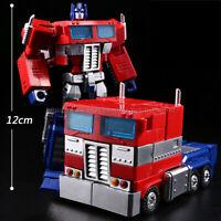KBB GT5 Optimus Prime Combat Commander Transformers G1 Autobot Robot Figure Toys