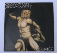 "DECORYAH Ebonies 90s Death Metal 7"" Vinyl *NEW OLD STOCK*"