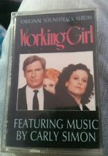 Working Girl - Original Soundtrack (Cassette Album) Tape, Mint, Carly Simon