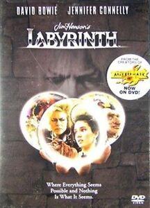 Labyrinth DVD Jim Henson(DIR) 1986