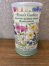Scatter Garden Seeds Annual Wildflowers 2.3 Oz
