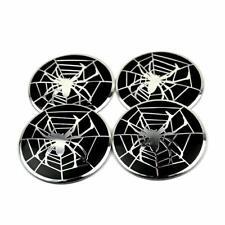 "56mm 2.22"" Spider Spiderman Sticker Car Wheel Center Hub Cap Badge Decal Cover"