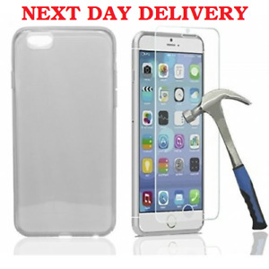 NEW HD Tempered Glass Temper Glass Screen Protector For Apple Iphone 6 6S 7 8