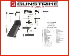 Gov't Premium MIL-SPEC Lower Parts Kit w/Grip 223 Upgrade
