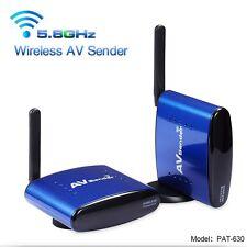 PAT630 5.8GHz AV Wireless Transmitter Receiver Sender Audio Video 200 Meters