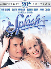 Splash (DVD, 2004, 20th Anniversary Edition) Tom Hanks Daryl Hannah John Candy