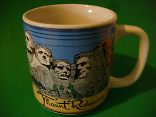 Coffee Cup Tea Mug ~*~ MOUNT RUSHMORE ~ National Monument in the Black Hills, SD