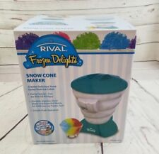 Snow Cone/Shaved Ice Maker