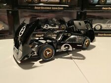 1966 Ford GT40 MK II #2 Bruce Mclaren Shelby Collectible 1/18 Scale Diecast -blk