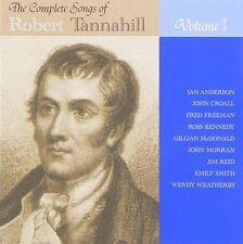 SONGS ROBERT TANNAHILL scottish folk music poetry burns braes balquhidder rabbie