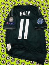 RARE Adidas Real Madrid Away Soccer Football Jersey 2018 2019 Gareth Bale