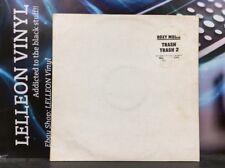 """Roxy MUSIC TRASH 12"""" single vinyl PROMO (copia) ROX1 pop anni'70"""