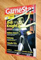 2003 Video Games Magazin Cowboy Bebop Indiana Jones 6 Jedi Knight Jedi Academy