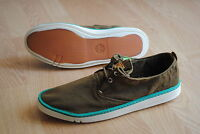 Timberland Hookset Handcrafted Tela Oxford 41 41,5 42 5109R Barco 2eye