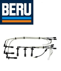 For Porsche 911 74 930 74-89 Spark Plug Wire Set 3.2L H6 Beru 91160905010 ZE746