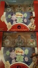 Christmas Disney Toy Story String of 16 Blinking Lights (2 BOXES)