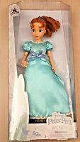 "DISNEY Peter Pan Wendy Classic Doll Figure 12"" **NEW**"