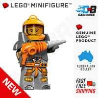 Genuine LEGO Minifigures - Space Miner, Series 12, #6 - Brand New in Pack