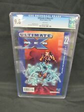 Ultimate X-Men #22 (2002) Mark Millar Story CGC 9.8 White Pages C861