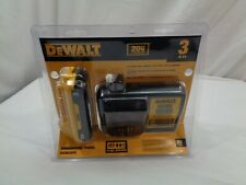 Dewalt Lithium-Ion Compact Battery & Charger ( Brand New) # Dcb230C