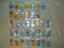 Lego Dimensions Lot Of 37 Various Pack Disks 71235 71248 71201 71228 90+ pcs!