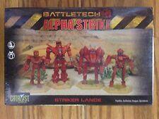 Classic BattleTech: BattleTech Alpha Strike Striker Lance Pack