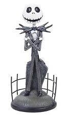 NIB The Nightmare Before Christmas Jack Figure Bobble Head Figurine