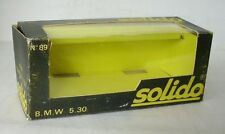 Repro Box Solido Nr.089 BMW 530