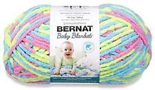 Bernat BABY BLANKET SUPER CHUNKY Knitting Yarn Wool 300g- 04324 Jelly Beans