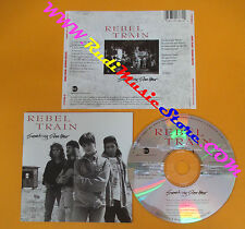 CD REBEL TRAIN Seeking Shelter 1992 Us EASTWEST RECORDS no lp mc dvd vhs (CS5)