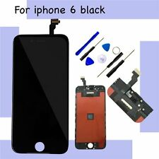 From CA Replacement  Front Screen LCD and Digitizer Assembly For iPhone 6 Black