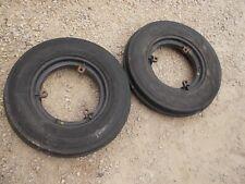 Farmall H Super H Sh 350 300 Mta Ih 550 X 16 Front Tri Rib Tractor Tires Amp Rims