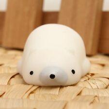 Mochi Cute Polar Bear Squishy Squeeze Healing Stress Reliever Fun Kid Toys Gifts