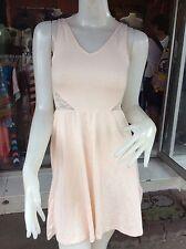 Lace Skater Short/Mini Regular Size Dresses for Women