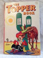 The Topper Book - 1st1st 1961 - Beryl the Peril, Julius Cheeser, Figaro, Nancy