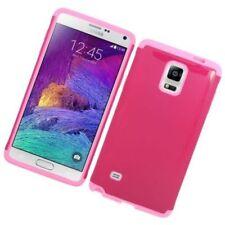 Fundas y carcasas Para Samsung Galaxy Note color principal rosa para teléfonos móviles y PDAs