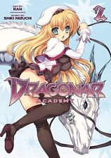 Dragonar Academy, Vol. 2 Manga (English) by Shiki Mizuchi and Ran FREE SHIPPING!