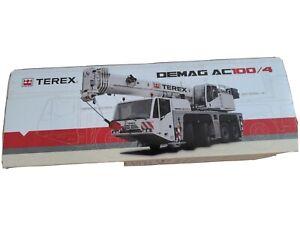 Terex Demag AC100/4 Model Crane