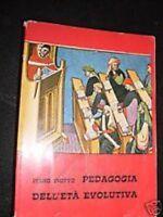 PROBLEMI DI PEDAGOGIA 2 - PEDAGOGIA DELL'ETA' EVOLUTIVA - VIOTTO