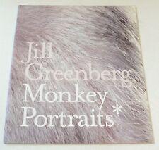 Jill Greenberg - Monkey portraits   2004 ART EXHIBITION CATALOGUE