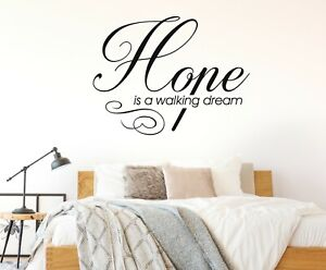 Custom Name Hone Wall Decal Decor Sticker Vinyl Lettering COLORS MS983