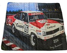 Brock A9X Jenny Sanders Art on exclusive Picnic Rug design made In Oxford Fabric