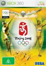 Beijing Olympics 2008 Xbox 360 Game USED